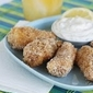 Baked Fish Sticks with Tartar Sauce
