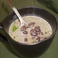 Meatless Monday: Black Bean Soup with Coconut & Cilantro