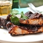 Pork Ribs In Ancho Chiles Adobo-Costillitas Al Adobo De Chile Ancho