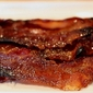 Mustard – Brown Sugar Glazed Bacon
