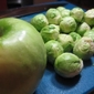 Surprising Side Dish: Brussels Sprouts with Apples & Juniper
