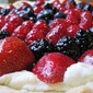 Berry Tart with Mascarpone Filling
