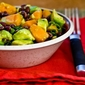 Recipe for Black Bean Salad with Fuyu Persimmon, Avocado, and Lime-Cumin Vinaigrette