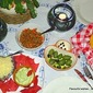 Mexican Italian style Fiesta meal recipe