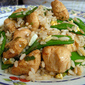Chicken Fried Rice with Veggies