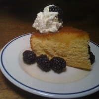 Image of A Tuscan Dessert, Light As Spring Recipe, Cook Eat Share