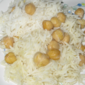Chickpea Rice