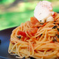 Spicy Tomato and Tuna Pasta