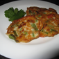 Vegetable And Crab Stick Fritters