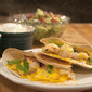 Chicken Quesadillas with Avocado Salad – Cooking to Combat Cancer