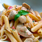 Chicken and Penne Skillet