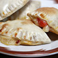 Discos (Recipe: cheese and red pepper empanaditas)