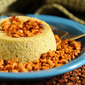 Avocado Challenge: Avocado Coconut Milk Custards with Toasted Spiced Hazelnuts