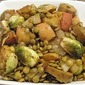 Grab Bag Dinner Night - Apple Brussel Lentils (vegan!)