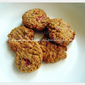 Eggless Quinoa & Strawberry Cookies