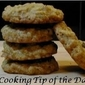 Recipe: Oatmeal Raisin Cookies