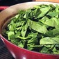 Spring Comfort Food: Mexican Bean Pot with Spinach & Chorizo