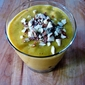 Mango Oatmeal Smoothie