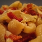 A Household Favorite: Pasta with Artichokes and Sun-Dried Tomatoes!