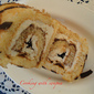 Baked Roly poly swiss cake