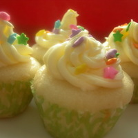 Image of Eggless Vanilla Cup Cake Recipe, Cook Eat Share