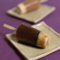 Thai Iced Coffee Pops