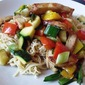 About... Asian Food.... Chow Mein.... Stir fry