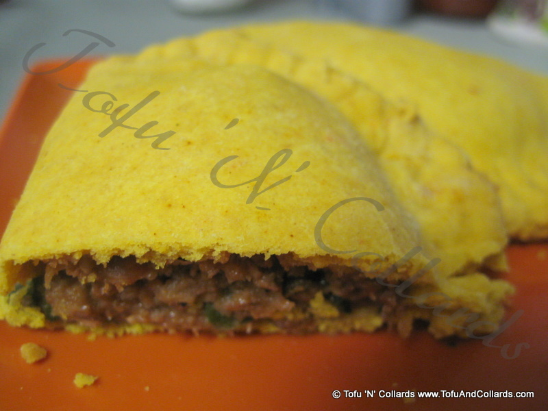 "Jamaican ""Beef"" Patties Recipe by Kiki - CookEatShare"