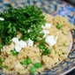 Goat Cheese and Chicken Couscous