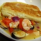 Friday Pie-Day: Seafood Soup Puff Pastry Pie