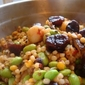 Recipe: Szechuan Spiced Israeli Couscous with Infused with Dried Shiitake