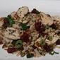 Chicken and Wild Rice Salad with Maple Vinaigrette