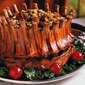Stuffed Crown Roast of Pork Recipe