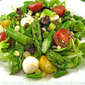 Niçoise Asparagus Salad; closets; the point of no return