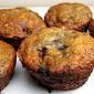 Yogurt Berry Muffins