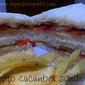 Tomato Cucumber Sandwich: Easy & Quick Tomato Cucumber Sandwich Recipe