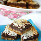 Coconut & Chocolate Fudge Bars Recipe