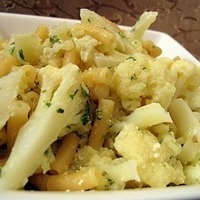 Image of Apple Laced Cauliflower Macaroni Recipe, Cook Eat Share