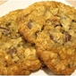 Chocolate Chunk Cookies with Oatmeal & Pecans