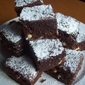 Sweet and Simple Bakes: Snow-Flecked Brownies