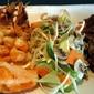Seafood & Beef Combo