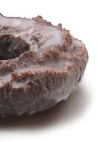 Chocolate Cake Doughnuts Recipe - CookEatShare
