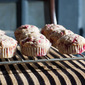 Raspberry Banana Muffin Recipe