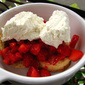 Alice Walters' Strawberry Shortcake