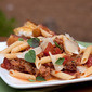 Pasta with Italian Sausage & Tomatoes