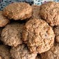Chocolate Chip and Walnut Oatmeal Cookies