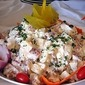 Roasted Red Potato Salad