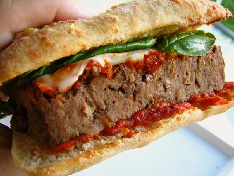 Meatloaf Sandwich on Asiago Ciabatta Recipe by Baking - CookEatShare