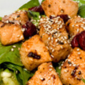 Recipe #129: Teriyaki Salmon Salad