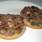 Recipe #133: Gourmet Feta Burgers with Fresh Herbs & Spices